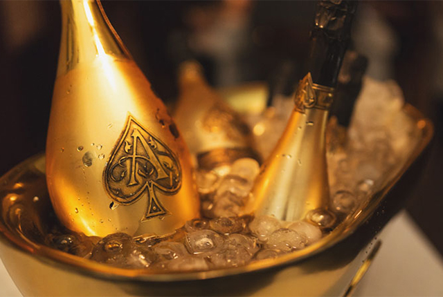 世界で最も高価なシャンパンって?